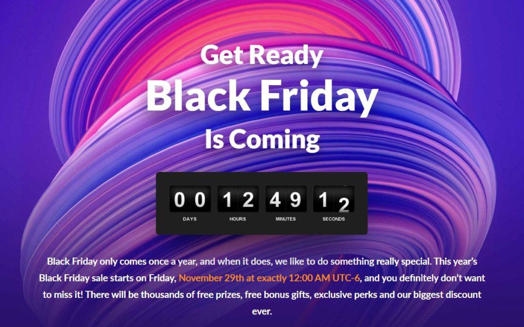 Divi a prezzo di saldo: è di nuovo Black Friday!